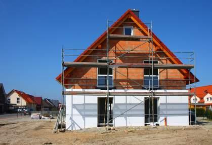 Baufinanzierung: Eigenkapital und hohe Tilgung auch in Niedrigzinsphasen